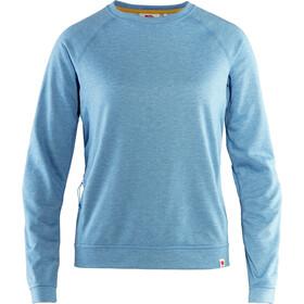 Fjällräven High Coast Lite Sweater Women, river blue